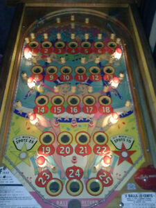 WOW!!!! PIN BALL MACHINE FOR SALE Windsor Region Ontario image 5