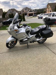 2002 BMW R1150RT FOR SALE $4750 obo