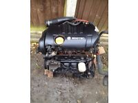 Astra h / zafira b 1.8 z18xe 50k exallent good stront engine 100% 07594145438