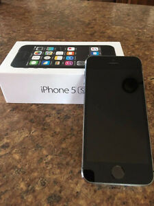IPhone 5s gris 16Gig