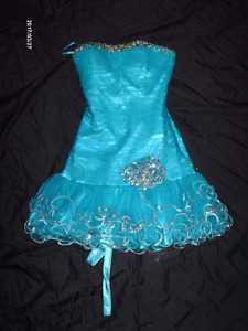 GIRLS GRADUATION DRESS
