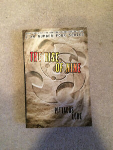 THE RISE OF NINE - SOFTCOVER