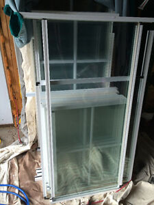 Price Drop! Window panes perfect for greenhouse or a camp