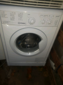 Indesit washer dryer washing liquid front cove loose