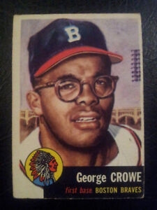 Vintage Baseball cards available