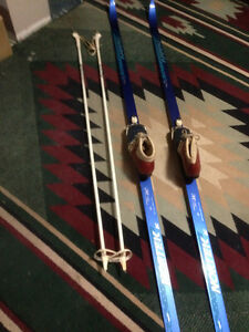 Cross Country Skis Complete Set (men's)