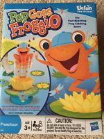 Game - Pop goes Froggio