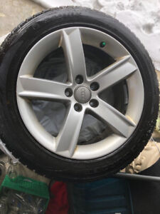 Audi A5/S5 WINTER TIRES