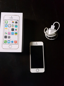UNLOCKED IPHONE 5S 16GB ROSE GOLD