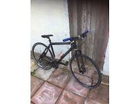 Giant escape r1 hybrid mountain bike Carbon shimano