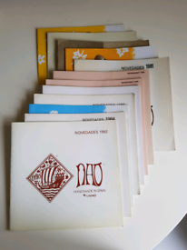 Nao introductions catalogues
