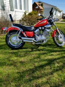 1996 Yamaha Virago 583