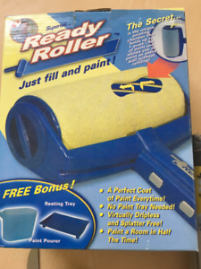 Roller Wash and Ready Roller