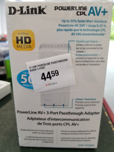 D-Link PowerLine CPL AV+