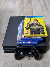 Playstation 4 pro 4 games