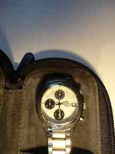 Guess Water Pro Chronograph Watch $25 new battery installed $10