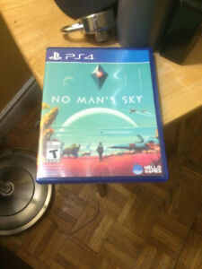 NO MANS SKY PS4 PERFECT CONDITION West Island Greater Montréal image 2