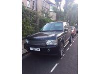 Range Rover Vogue 3.6L,2008