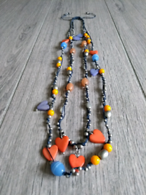 Double Strand Necklace from White Stuff