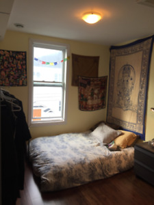 FURNISHED/UNFURN ROOM  IN BIG BRIGHT 5 BDRM HOUSE! MINS FROM DT