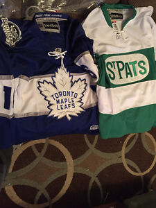 Toronto Maple Leaf special edition jerseys - Brand new