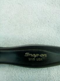 Snap-on brake tool
