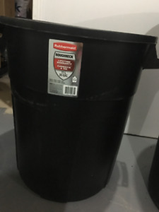 20 gal rubbermaid trash can without lid