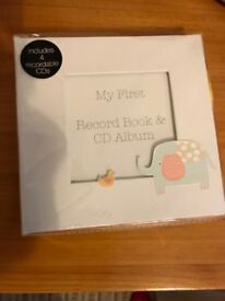 My first record book