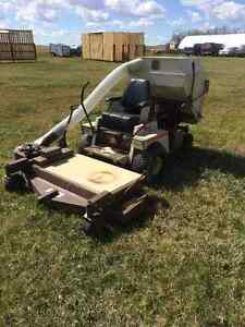 Grass Hopper 725 Mower for Sale at ONLINE Auction May 4