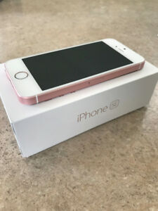 iPhone SE Rose Gold (16GB) Unlocked