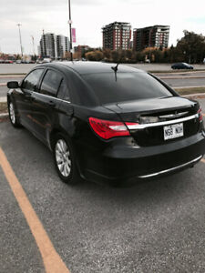 Chrysler 200 2011 in a great condition. Price negotiable