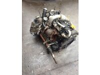 Renault Trafic/Vauxhall Vivaro/Nissan Primastar 2.0 Diesel M9R Engine