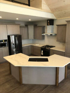Granite Countertops for that center piece to your kitchen!