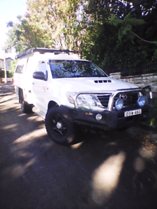 2012 Toyota Hilux KUN26R D4D 4x4 (Tradie or Camping)