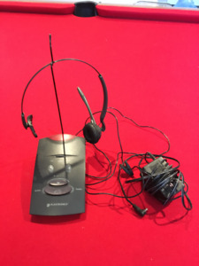 Plantronics  Corded telephone  headset