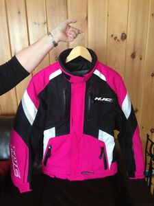 HJC Ladies Survivor Flotex Jacket and pants Size Small