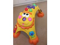 activity table for babies and toddlers worth £39