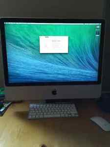 24 Inch Apple Mac Mint Condition
