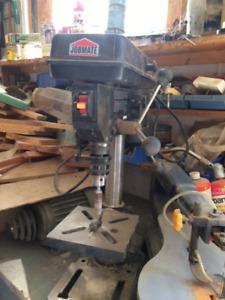 Job mate drill press