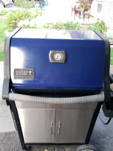 Weber Genesis Natural Gas BBQ!