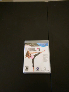 PS3 game - Get Fit with Mel B