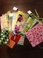 36 Assorted Gift Bags