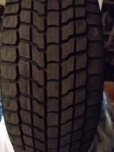 Winter tire 225 65 R 17 inches. $105