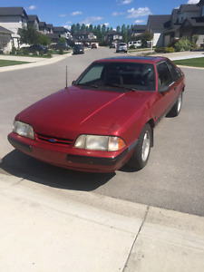 91 Foxbody 5.0 v8 2900 obo need to sell fast