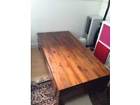 Large Coffee Table with drawers