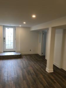 3 Bedroom +Den/2 Washrooms/ New Built Basement