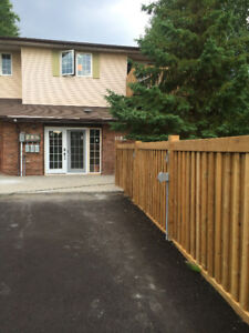 1 Bedroom Lower Unit available in Desirable New Sudbury