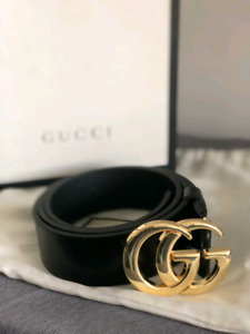 GUCCI FENDI D&G BELTS