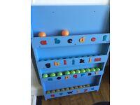 Tidy Children's Bookcase