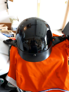 Motorcycle helmet _ size large
